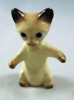 Hagen Renaker miniature made in America Kitten cat sitting
