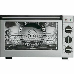 Waring Pro 1700 Watts 1.5 Cu. Ft. Stainless Convection Oven