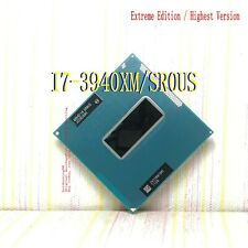 Intel Extreme Core i7-3940XM (SR0US) G2/ 3.0GHz /Quad Core /  Notebook Processor
