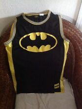 0651e04feff batman dc comics sleeveless basketball jersey size XL 46-48 mens
