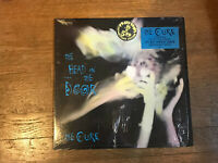 The Cure LP in Shrink w/ Hype - The Head on the Door - Elektra 1985