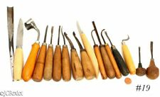 carving woodworking whittle Chisels Knifes Knife Tools dastra frost cherries lot