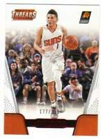 2016-17 Panini Threads Century Proof Red /199 #115 Devin Booker Suns