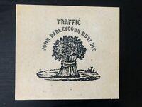 Traffic - John Barleycorn Must Die Deluxe Edition CD