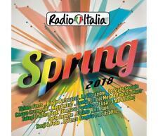 Musica SONY MUSIC - VARIOUS - RADIO ITALIA SPRING 2018   13/04/18 VARIOUS