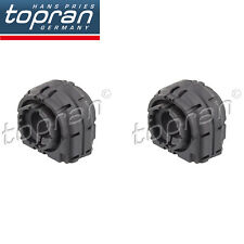 2x For Audi A3 1.6 1.9 2.0TDI Rear Axle Anti Roll Bar Bush Pair 1K0511327AR*