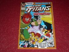 [BD DC COMICS USA] TEAM TITANS # 3 - 1992