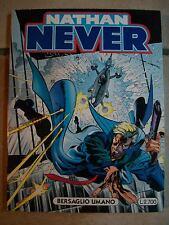 Nathan Never nr 52 - Bersaglio umano -  Sergio Bonelli Editore