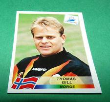 N°84 THOMAS GILL NORVEGE NORGE PANINI FOOTBALL FRANCE 98 1998 COUPE MONDE WM