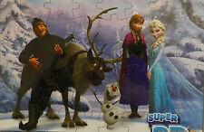 PUZZLE..JIGSAW....DISNEY....Frozen....48.Piece...3-D...Sealed