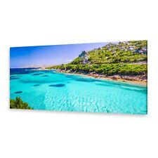 Leinwand-Bilder Wandbild Druck auf Canvas Kunstdruck Meer Sardinien