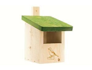 Nistkasten-Vogelhaus-Meisenkasten-Nisthohle,aus Holz NISTKÄSTENSET