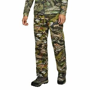 Under Armour Storm Forest Camo Hunting Pants Mid Season 1347443-940