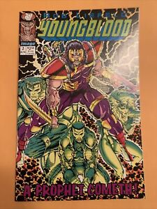 Youngblood #2 1992 1st Appearance of Prophet & Shadowhawk Image Liefeld Movie NM