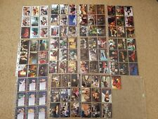 SPIDER-MAN THE FIRST MOVIE Full Set of 100 Trading Cards by TOPPS