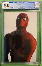 AMAZING SPIDER-MAN #50 (12'20) CGC 9.8 NM/M ALEX ROSS TIMELESS VIRGIN MARVEL