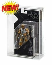GW Acrylic BLACK SERIES DARTH VADER LEGACY PACK Acrylic Display Case