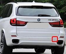 BMW NEW GENUINE X5 F15 REAR O/S RIGHT M SPORT BUMPER TOW HOOK EYE COVER 8062758