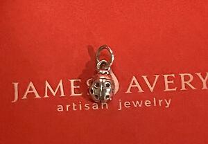 James Avery Sterling Silver Ladybug Sterling Charm
