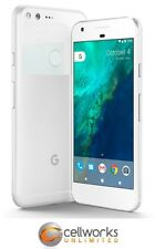 Google Pixel XL ( Verizon ) + GSM Unlocked 32GB Very Silver 4G LTE Smartphone