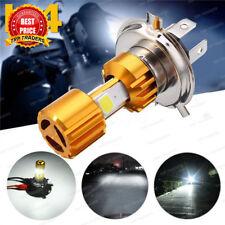 H4 LED COB Motorcycle Bike Hi/Lo Headlight White Lamp Bulb DC 9~30V 1000LM 9~18W