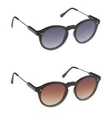 Damen Herren Unisex Rund Eyelevel Designer 'Finley' Sonnenbrille