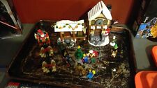 Lego Creator Santa's Workshop (10245) 100% Complete with Manuals