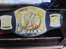 WWF WWE gold Champion foam belt Jakks