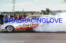 """Dale Creasy"" Al Marshall 1972 Ford Mustang NITRO Funny Car PHOTO! #(3)"
