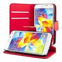 Samsung Galaxy S5 i9600 handy tasche case Brieftasche klapp schutz hülle cover
