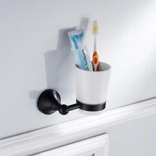 Porte-brosse à dents en céramique simple en céramique Accessoires pour