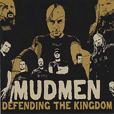 MUDMEN - DEFENDING THE KINGDOM - 12 TRACK MUSIC CD - LIKE NEW - E903