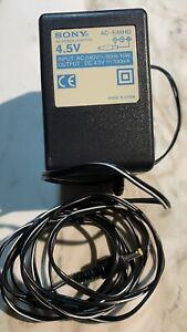 Sony Power Adaptor For Dat Walkmans Etc BNIB