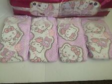 Hello Kitty  Disposable Diapers Size 4, Lot of 4