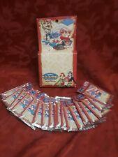 NIB Magic Knight Rayearth Japan Import Hero Collection Playing Card Booster Box