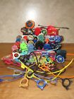Lot Of 70+ Beyblades Launchers Rip Cords For Sale
