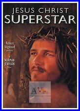 Jesus Christ Superstar  1970's Movie Posters Classic Cinema