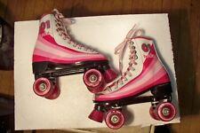 Vintage Bratz 01 Red Pink White Skates Roller Skates Women Size 5 W