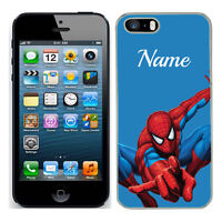 Spiderman case fits Iphone 4s 5c SE 5s 6 6s 7 cover mobile (3) phone marvel