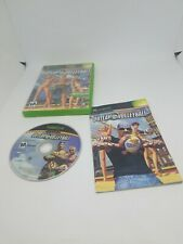 Outlaw Volleyball Microsoft Xbox Video Game Complete