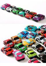 Pull Back Car 12 Pcs Mini Car Toy Kit Set Educational Preschool for Children