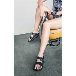 MBT Nakuru Women's Recovery Sandals (Black or Dark Brown, Light Weight 2 Colors)