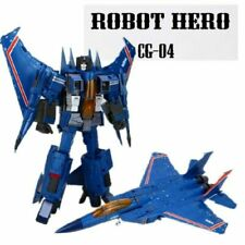 Transformers Larger MP11T Thundercracker RobotHero CG-04 Toy figure