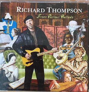 Richard Thompson - Front Parlour Ballads - CD