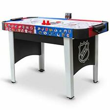 """48"""" Mid-Size NHL Rush Indoor Hover Hockey Game Table Easy Setup Air-Powered P..."""
