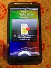 HTC ThunderBolt - 4GB - Black (Verizon) Smartphone