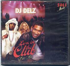 "MARIAH CAREY & USHER ""LOVE IN THE CLUB"" CD ALGERIA ALGERIEN REMIXES !! + RARE ++"