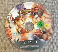Sony Playstation 3 PS3 Game Street Fighter X Tekken Disc Only