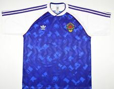 1991-1992 YUGOSLAVIA ADIDAS HOME FOOTBALL SHIRT (SIZE L)