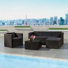 Gartenmöbel Polyrattan Lounge  Sitzgruppe Gartenset  Rattanmöbel Rattan ArtLife
